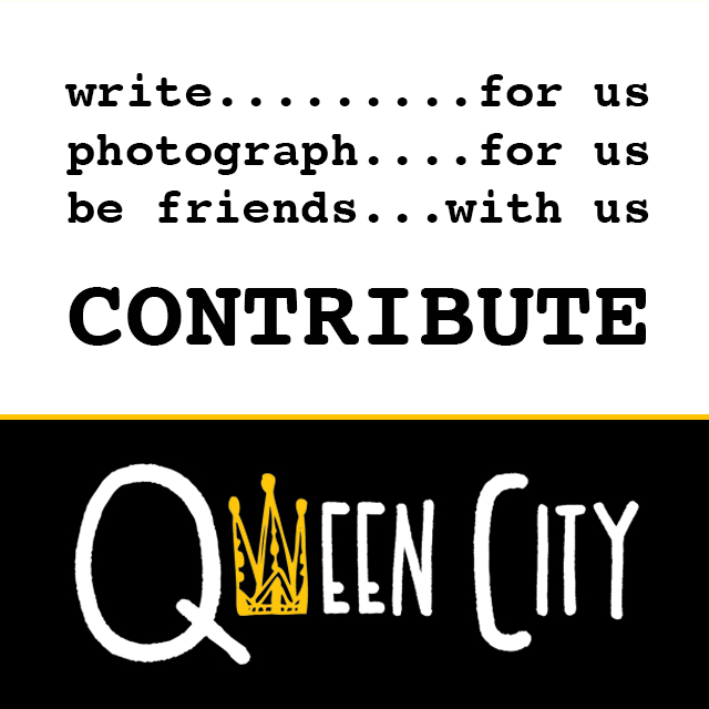 Contribute to Qweencity