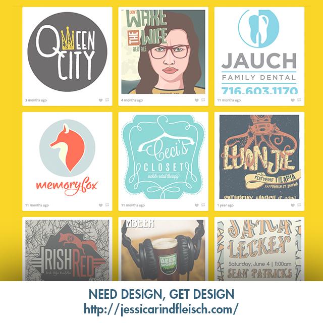 Jessica Rindfleisch Design