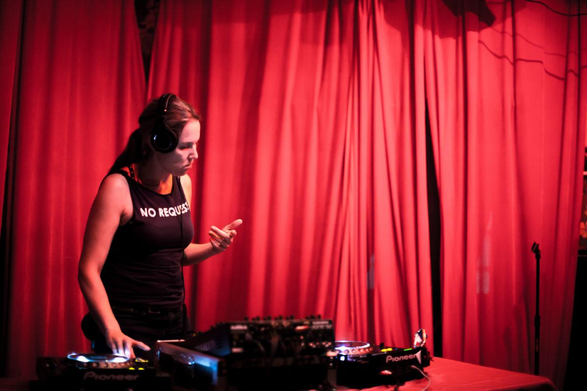 DJ Lydia Bflo