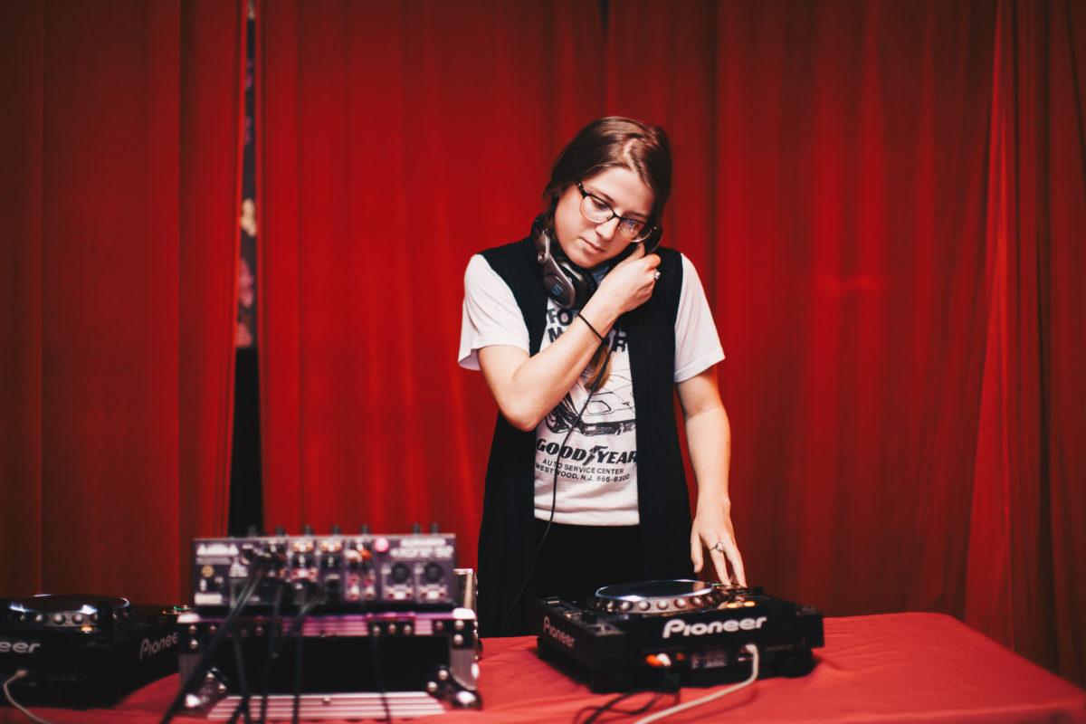 DJ Alicia Greco