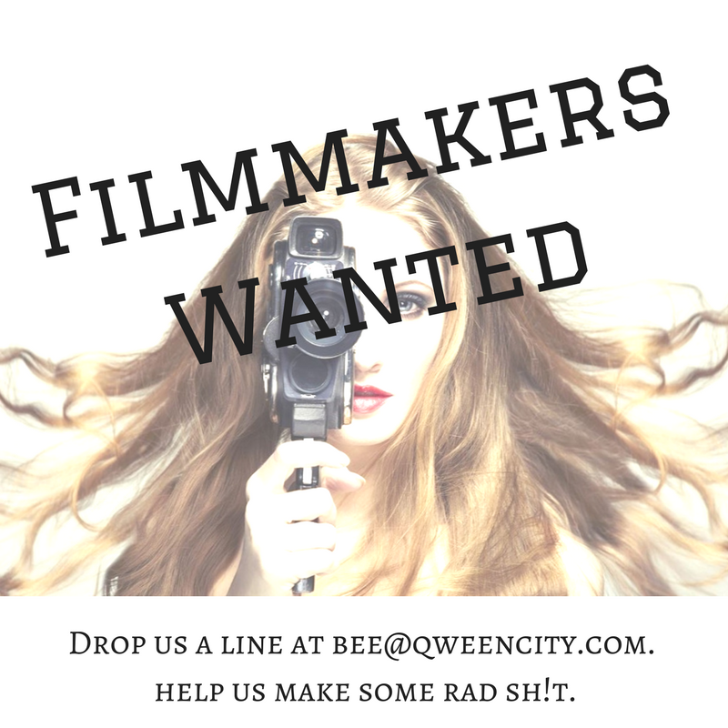Filmmakers Wanted